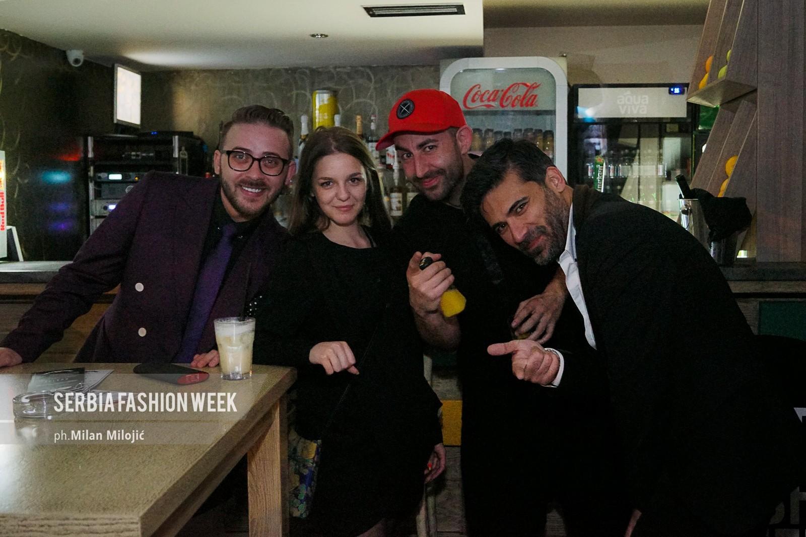 Serbia Fashion Week – Day 3, April 2018