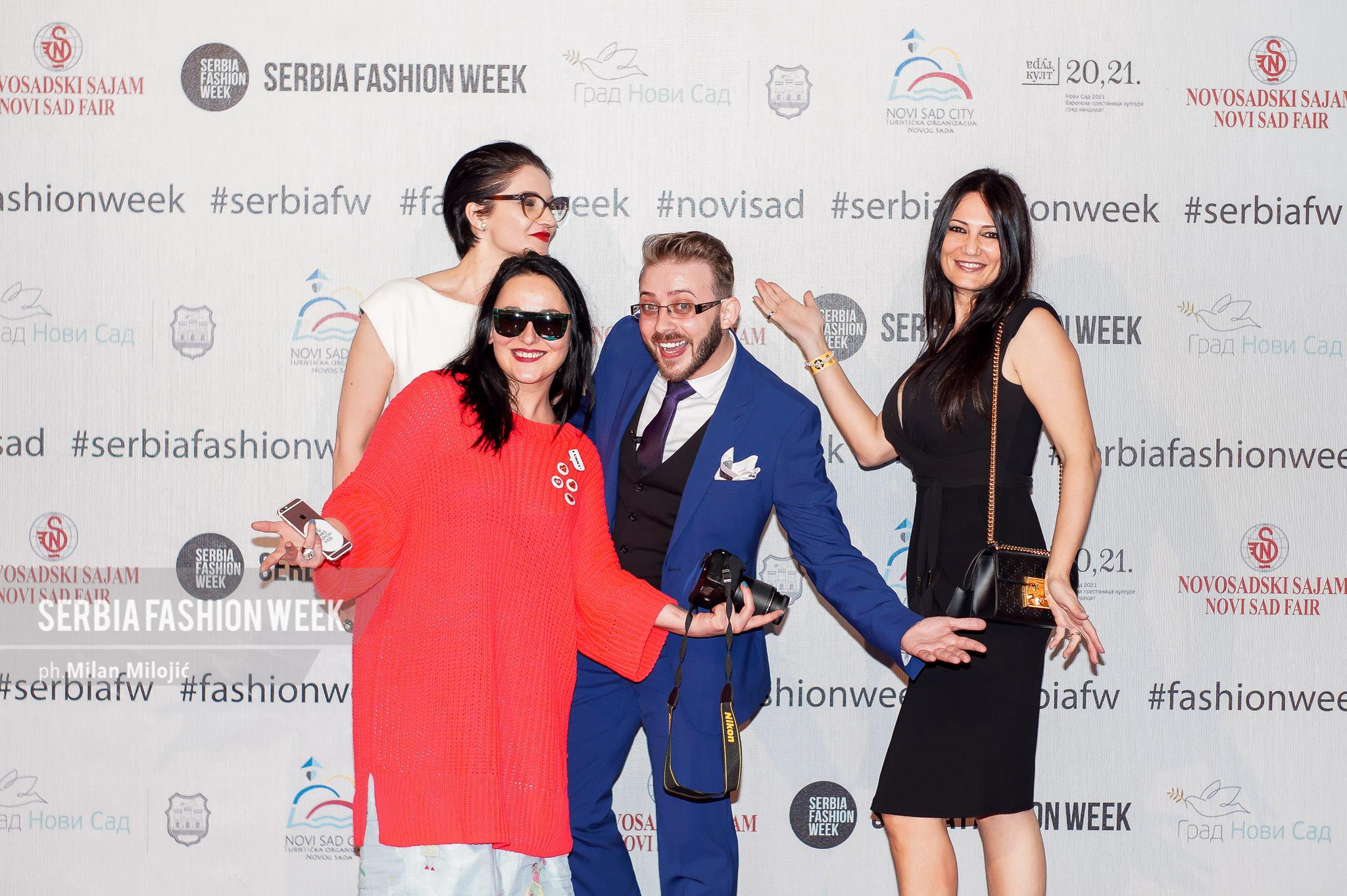Serbia Fashion Week, April 2017, Day 2