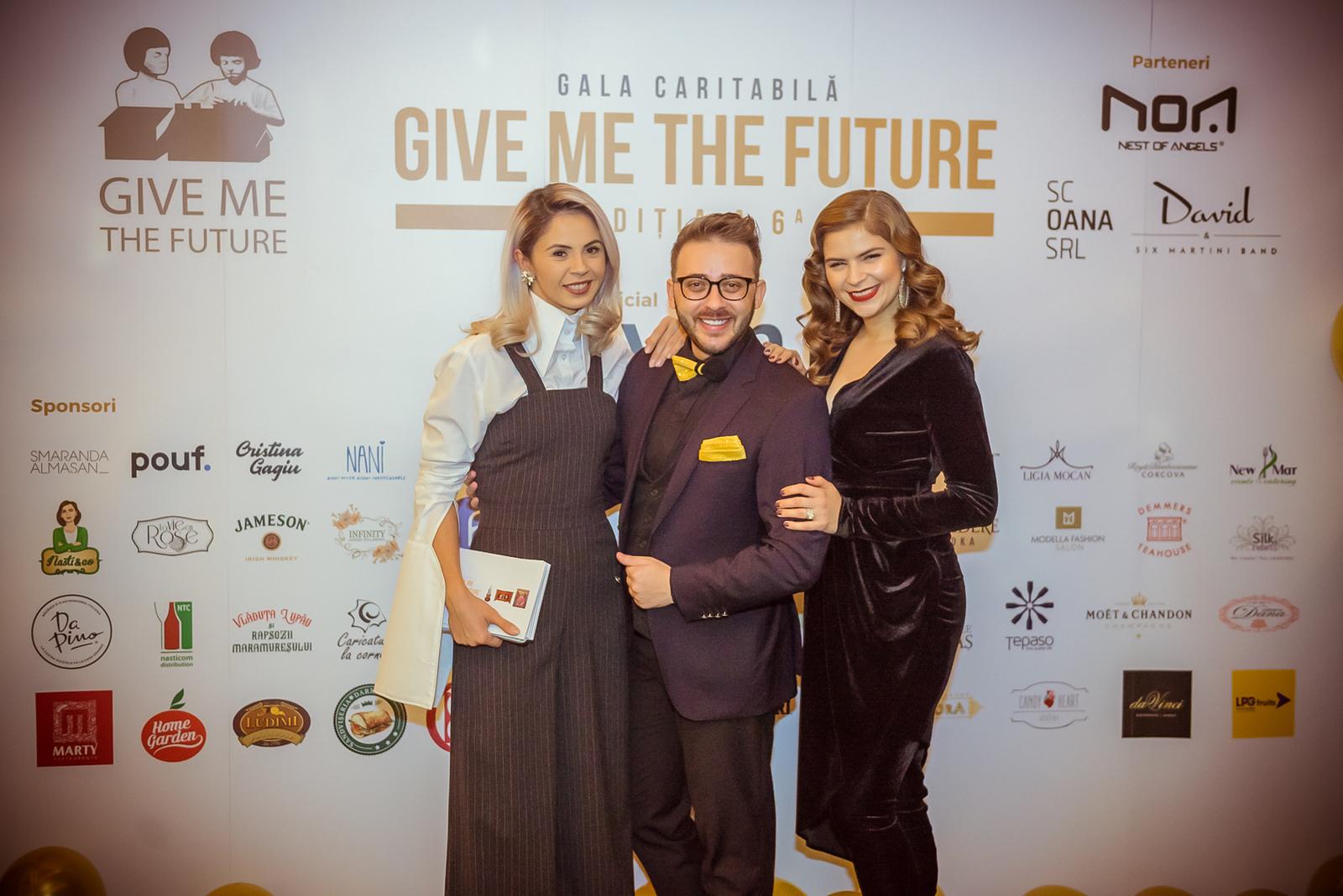 """Give me the future"" Gala 2017"