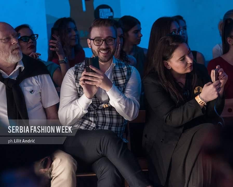 Serbia Fashion Week – Day 1, April 2018