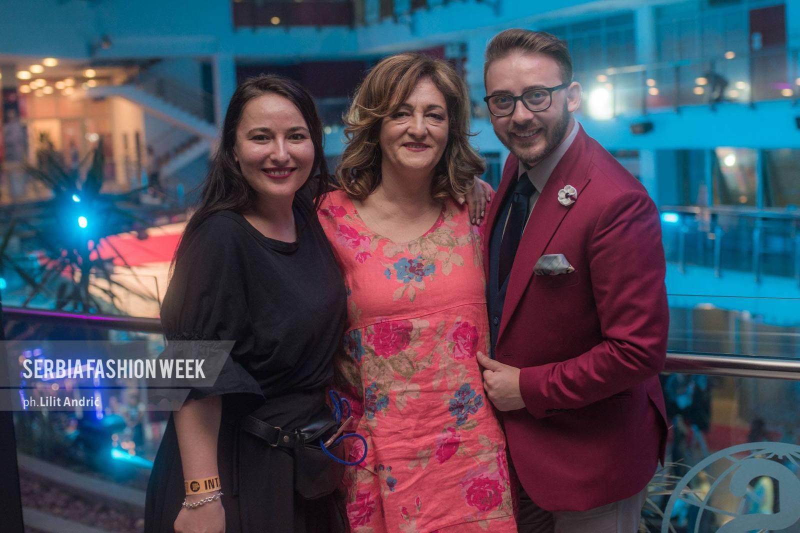 Serbia Fashion Week – Day 4, April 2018