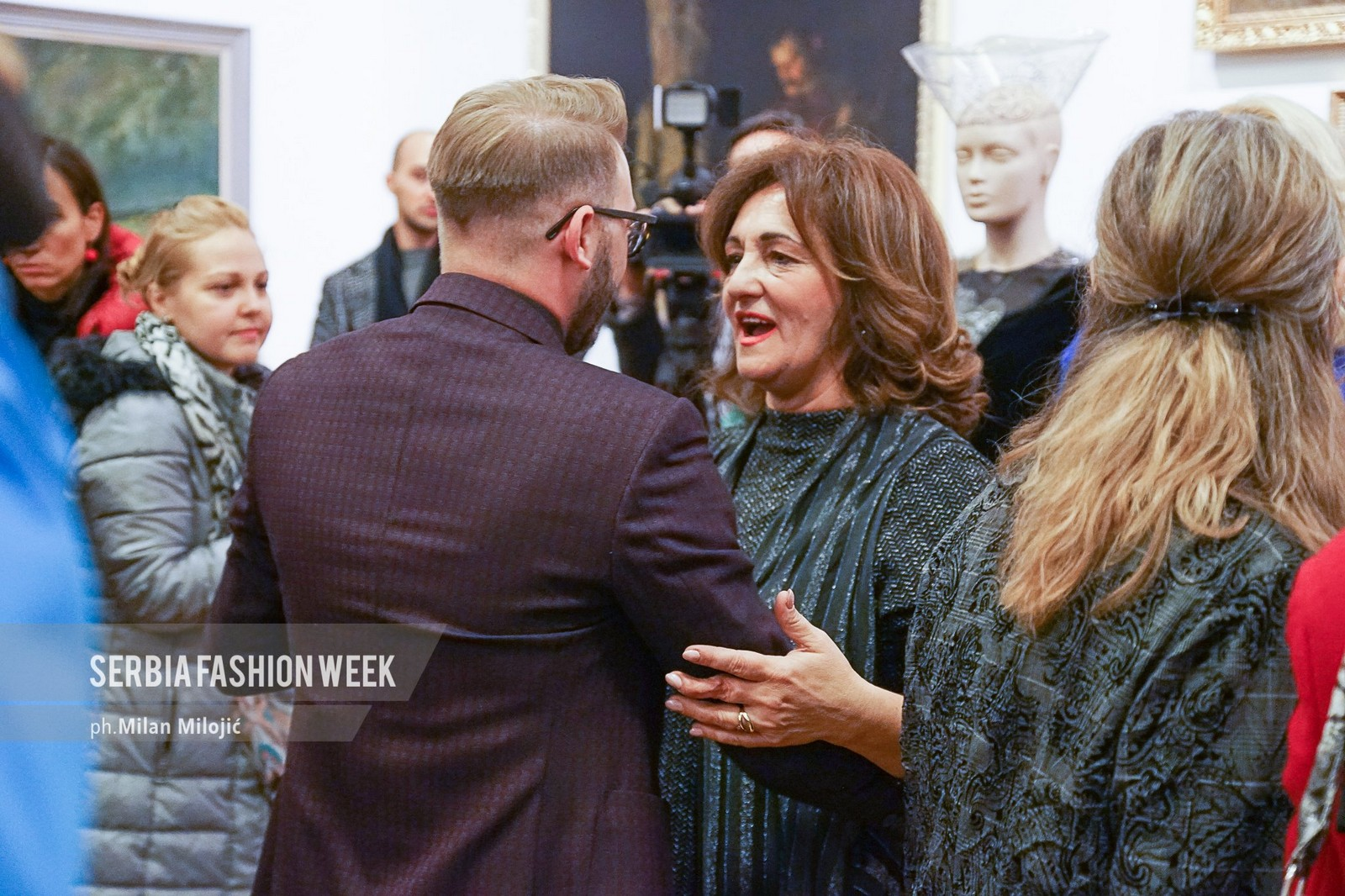 Serbia Fashion Week – Day 1, November 2018